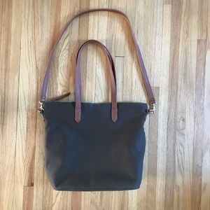 Old Navy Canvas Tote for Women - color Olive